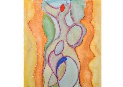 Forme sensuali (2011) cm. 80x70