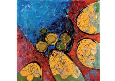Nucleide (2011) cm. 80x80