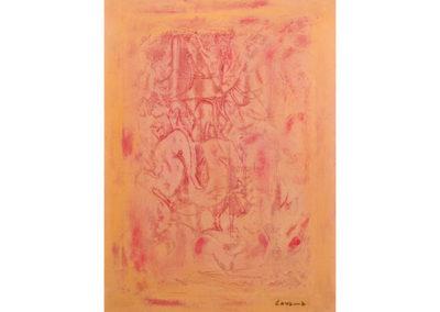 Metamorfosi (2010) cm. 70x50