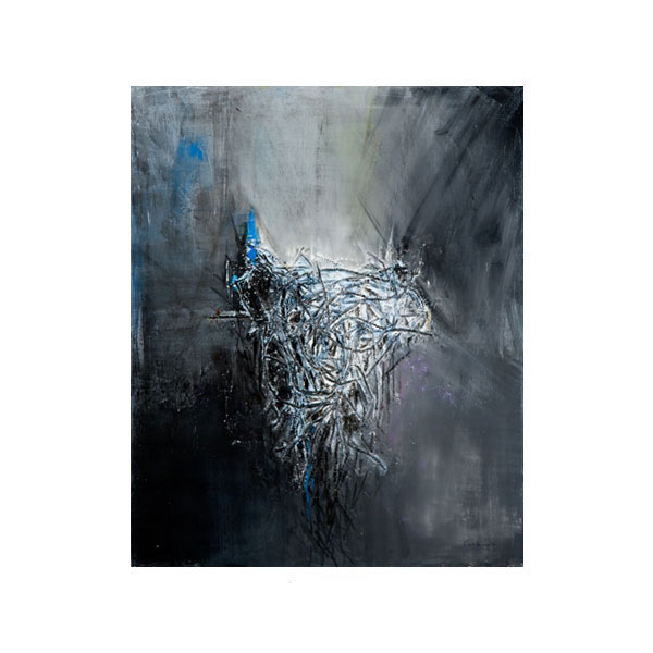 Forra (2012) cm. 100x80