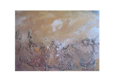 Brughiera (2004) cm. 50x70
