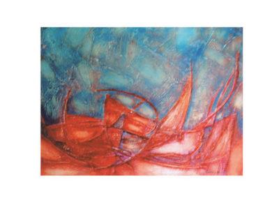 Mareggiata (2003) cm. 70x80