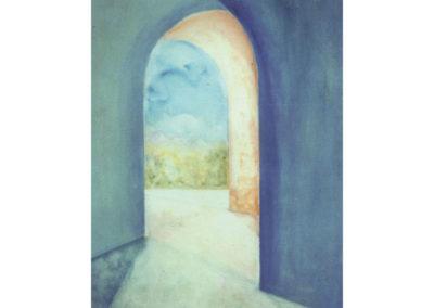Verso la luce (1979) cm. 100x80