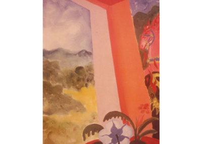 C'era nell'aria un cumulo di cirri (1979) cm. 80x60