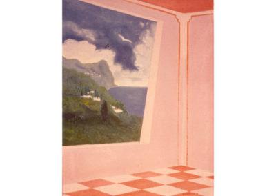 Fantasia ligure (2000) cm. 100x80